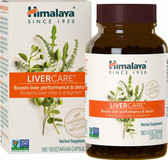 Buy Liver Care 180 Veggie Caps Himalaya Herbal Online, UK Delivery, Liver Support
