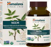 Buy Neem Systemic Purifier 60 Caplets Himalaya Herbal Online, UK Delivery