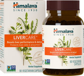 Buy Liver Care 90 Veggie Caps Himalaya Herbal Online, UK Delivery, Liver