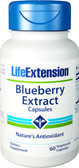Life Extension Blueberry Extract 60 Caps