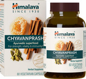 Buy Chyavanprash 60 Veggie Caps Himalaya Herbal Online, UK Delivery, Ayurveda Ayurvedic Remedy