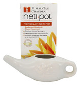 Buy Ceramic Neti Pot 1 Pot Himalayan Institute Online, UK Delivery, Nasal congestion Relief Remedies