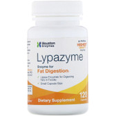 Buy Lypazyme 120 Caps Houston Enzymes Online, UK Delivery, Digestive Enzymes