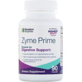 Buy Zyme Prime Multi-Enzyme 90 Caps Houston Enzymes Online, UK Delivery, Digestive Enzymes