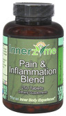 Buy Pain & Inflammation Blend 250 Tabs Innerzyme Online, UK Delivery, Inflammation Remedies inflammatory response Treatment