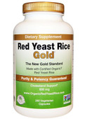 Buy Red Yeast Rice Gold 600 mg 240 Veggie Caps IP-6 International Online, UK Delivery,