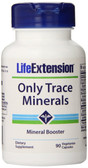 Only Trace Minerals 90 Caps Life Extension, UK Store