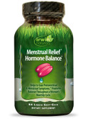Buy Menstrual Relief Balance 84 Liquid Soft-Gels Irwin Naturals Online, UK Delivery