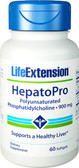 Life Extension HepatoPro (Phosphatidylcholine) 900 mg 60 Softgels