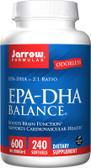 Buy EPA-DHA Balance 240 sGels Jarrow Online, UK Delivery, EFA Omega EPA DHA