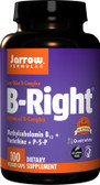Buy B-Right 100 Caps Jarrow Online, UK Delivery, Vitamin B
