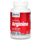 Buy Arginine 1000 mg, 100 Tabs, Jarrow, Online, UK Delivery, Amino Acid