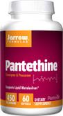 Buy Pantethine 450 mg 60sGels Jarrow Online, UK Delivery, Cardiovascular Cholesterol Balance Support Pantethine Treatment