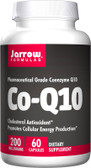 Buy Co-Q10 200 200 mg 60Caps Jarrow Online, UK Delivery, Coenzyme Q10