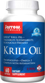 Buy Krill Oil 60 sGels Jarrow Online, UK Delivery, EFA Omega EPA DHA