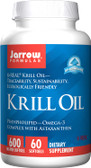 Krill Oil 60 sGels Jarrow