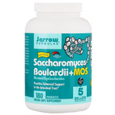 Buy Saccharomyces Boulardii + MOS 180 Veggie Caps Jarrow Online, UK Delivery, Probiotics Saccharomyces Boulardii