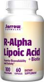 Buy R-Alpha Lipoic Acid with Biotin 60 Caps Jarrow Online, UK Delivery, Antioxidant ALA