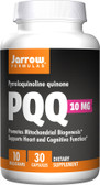 Buy PQQ (Pyrroloquinoline Quinone) 10 mg 30 Caps Jarrow Online, UK Delivery, Antioxidant
