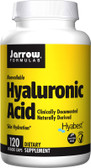 Buy Hyaluronic Acid 50 mg 120 Veggie Caps Jarrow Online, UK Delivery, Women's Supplements Vitamins For Women Skin Anti Aging Treatment Supplements Hyaluronic Acid