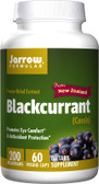 Buy Blackcurrant 200 mg 60 Veggie Caps Jarrow Online, UK Delivery, EFA Omega EPA DHA