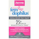 Buy Fem-Dophilus 30 Caps Jarrow Online, UK Delivery, Probiotics Acidophilus