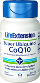 Life Extension Super Ubiquinol CoQ10 200 mg 30 Softgels, Antioxidant