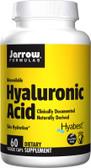 Buy Hyaluronic Acid 50 mg 60 Veggie Caps Jarrow Online, UK Delivery, Women's Supplements Vitamins For Women Skin Anti Aging Treatment Supplements Hyaluronic Acid