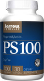 Buy PS 100 100 mg 30 sGels Jarrow Online, UK Delivery, Attention Deficit Disorder ADD ADHD Brain Support