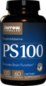 Buy PS-100 Phosphatidylserine 100 mg 60 Caps Jarrow Online, UK Delivery, Attention Deficit Disorder ADD ADHD Brain Support