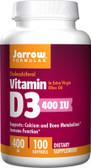 Buy Vitamin D3 Cholecalciferol 400 IU 100 sGels Jarrow Online, UK Delivery,