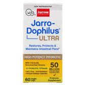 Buy Ultra Jarro-Dophilus 60 Veggie Caps (Ice) Jarrow Online, UK Delivery, Probiotics Acidophilus