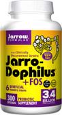 Buy Jarro-Dophilus + FOS 300 Caps (Ice) Jarrow Online, UK Delivery, Probiotics Acidophilus