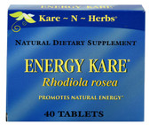 Buy Energy Kare 40 Tabs Kare n Herbs Online, UK Delivery, Herbal Remedy Natural Treatment