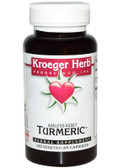 Buy Turmeric 100 Veggie Caps Kroeger Herb Co Online, UK Delivery, Antioxidant Curcumin