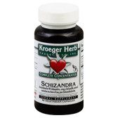 Buy Complete Concentrates Schizandra 90 Veggie Caps Kroeger Herb Co Online, UK Delivery, Herbal Remedy Natural Treatment