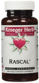Buy Rascal 100 Veggie Caps Kroeger Herb Co Online, UK Delivery, Parasite Cleanse Detox Removal Remedy Formulas