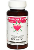 Buy Serenity 100 Veggie Caps Kroeger Herb Co Online, UK Delivery, Stress Relief Remedy Formulas Anti Stress Treatment