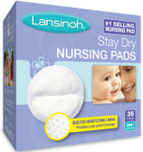 Buy Disposable Nursing Pads 36 Individually Wrapped Pads Lansinoh Online, UK Delivery, Pregnancy Prenatal Supplements Products