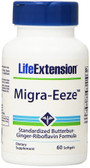 Buy Migra-Eeze 60 sGels Life Extension Online, UK Delivery, Headache Relief Formulas Migraine Treatment