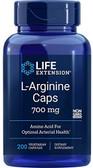 Buy L-Arginine Caps 700 mg 200 Veggie Caps Life Extension Online, UK Delivery, Amino Acid
