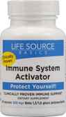 Buy Immune System Activator 500 mg 60 Caps Life Source Basics (WGP Beta Glucan) Online, UK Delivery, Beta Glucan Immune Support