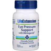 Life Extension Eye Pressure Support with Mirtogenol 30 Caps, Vision, UK Supplements