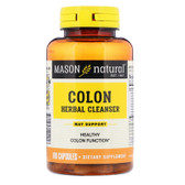 Buy Colon Herbal Cleanser 100 Caps Mason Vitamins Online, UK Delivery, Colon Cleanse Detox Cleansing Formulas