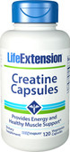 Life Extension Creatine Caps 120 Caps