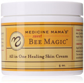 Buy Sweet Bee Magic All In One Healing Skin Cream 4 oz Mama's Online, UK Delivery, Bee Supplements