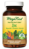 Buy Zinc 60 Tabs MegaFood Online, UK Delivery, Mineral Supplements