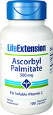 Life Extension Ascorbyl Palmitate 500 mg 100 Caps
