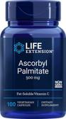 UK Buy Life Extension, Ascorbyl Palmitate, 500 mg, 100 Caps