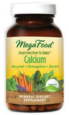 Buy Calcium 90 Tabs MegaFood Online, UK Delivery, Mineral Supplements